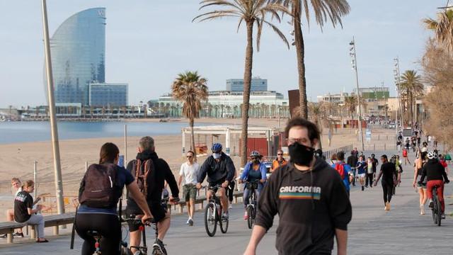 Spania permite de la 1 iulie circulația liberă a cetățenilor europeni