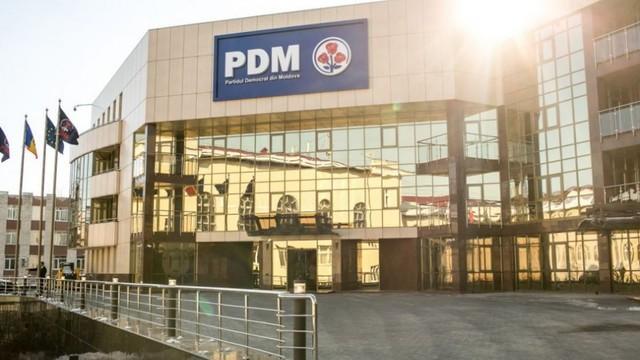 Detalii noi despre perchizițiile la fostul sediu PDM de pe strada Armenească