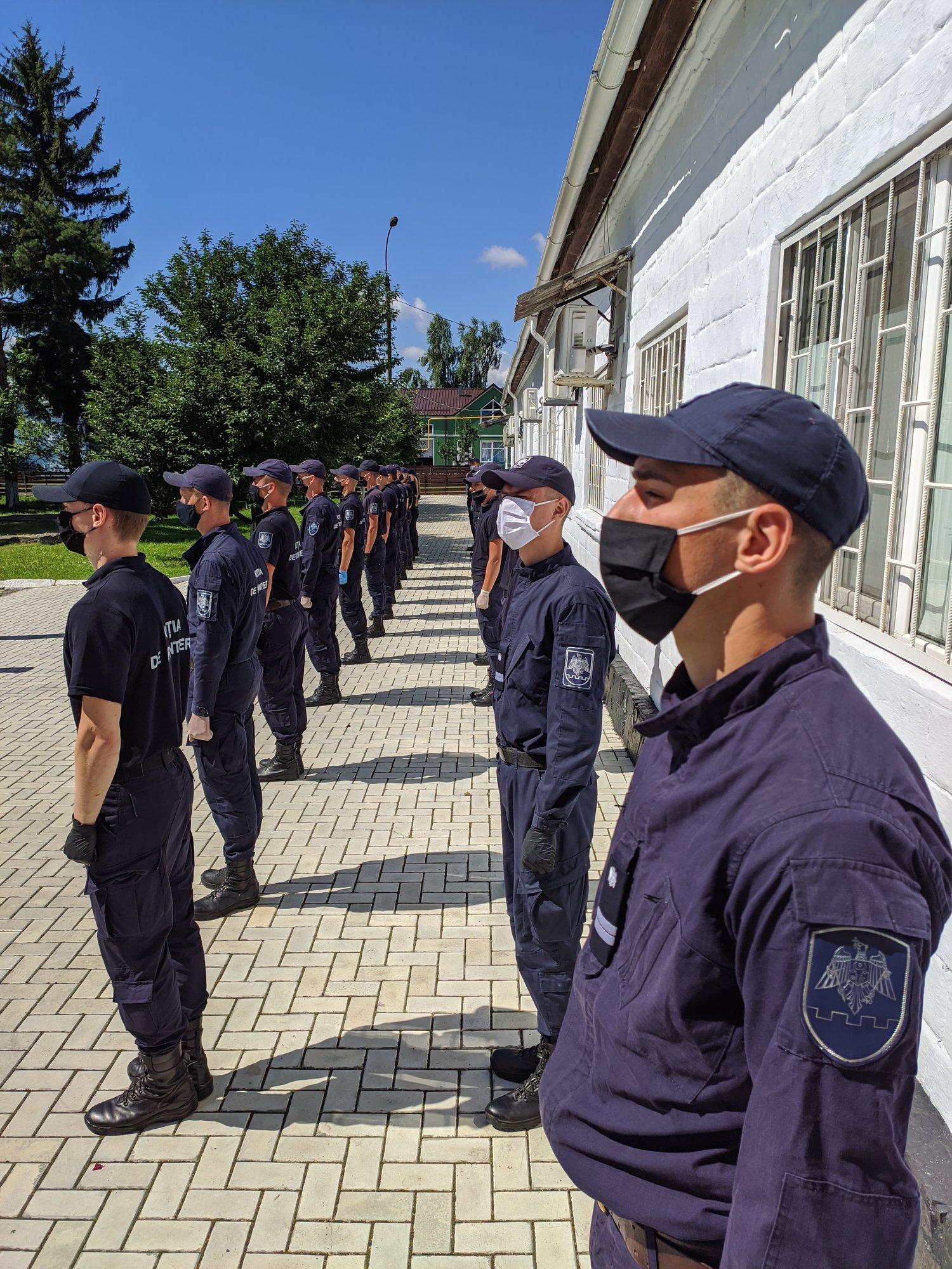 Noi forțe de muncă în Sectoarele Poliției de Frontieră din nordul țării