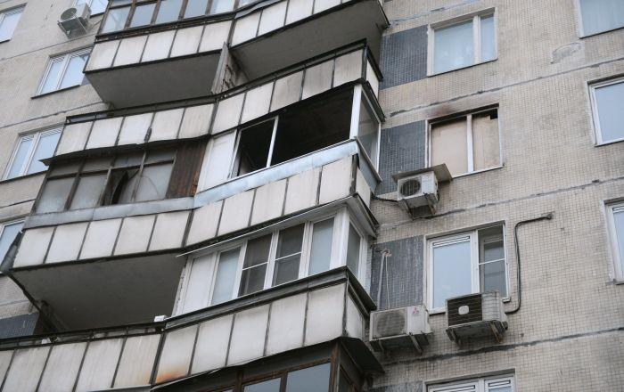 O femeie din Chișinău s-a aruncat în gol de la etajul 16