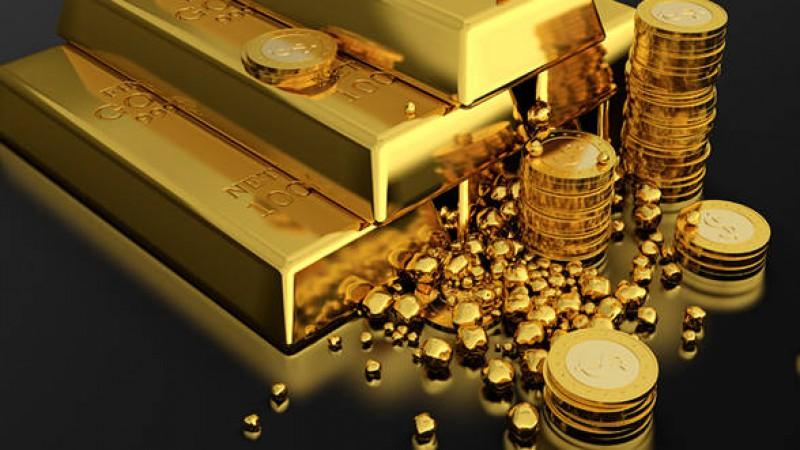 Preţul aurului atinge un nivel record