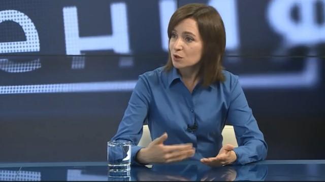 Prezidențiale 2020   Maia Sandu: Nu merg ca un candidat anti-Rusia. Merg ca un candidat anti-corupție