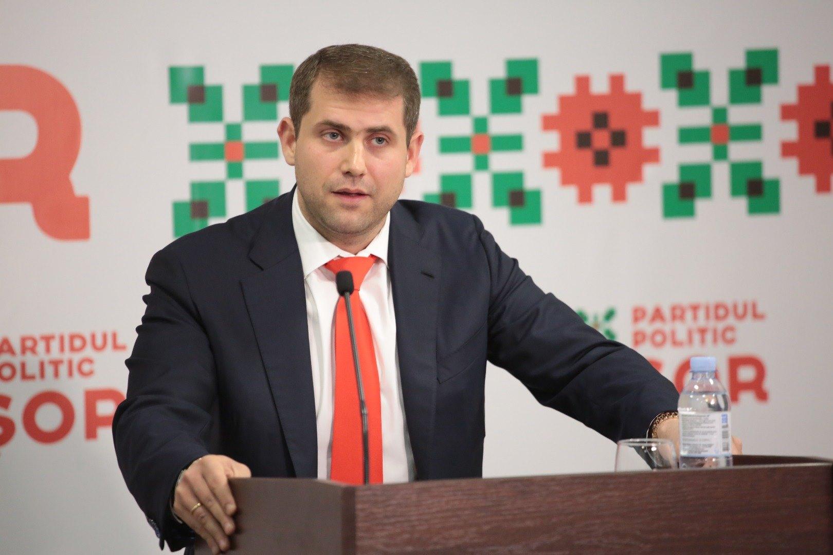 """Partidul """"ȘOR"""" cere alocarea imediată a câte 7500 de lei fiecărui cetățean afectat de criză"""