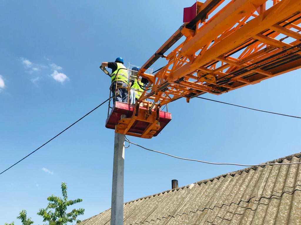 Încă două sate din raionul Orhei vor avea iluminat stradal