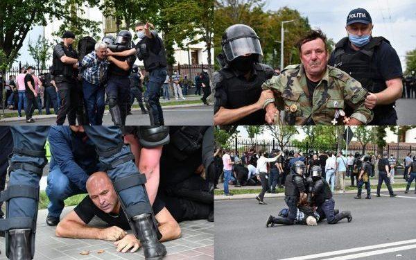 """Anatol Moraru // Poliția noastră – cuibușor de """" bojie aduvancichi"""""""