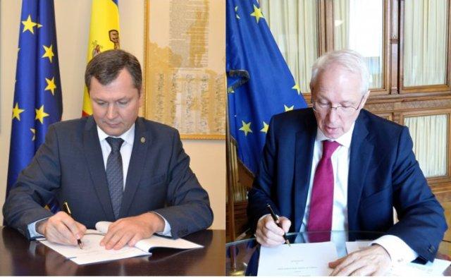 Republica Moldova și CEB au semnat împrumutul de 70 mln de euro
