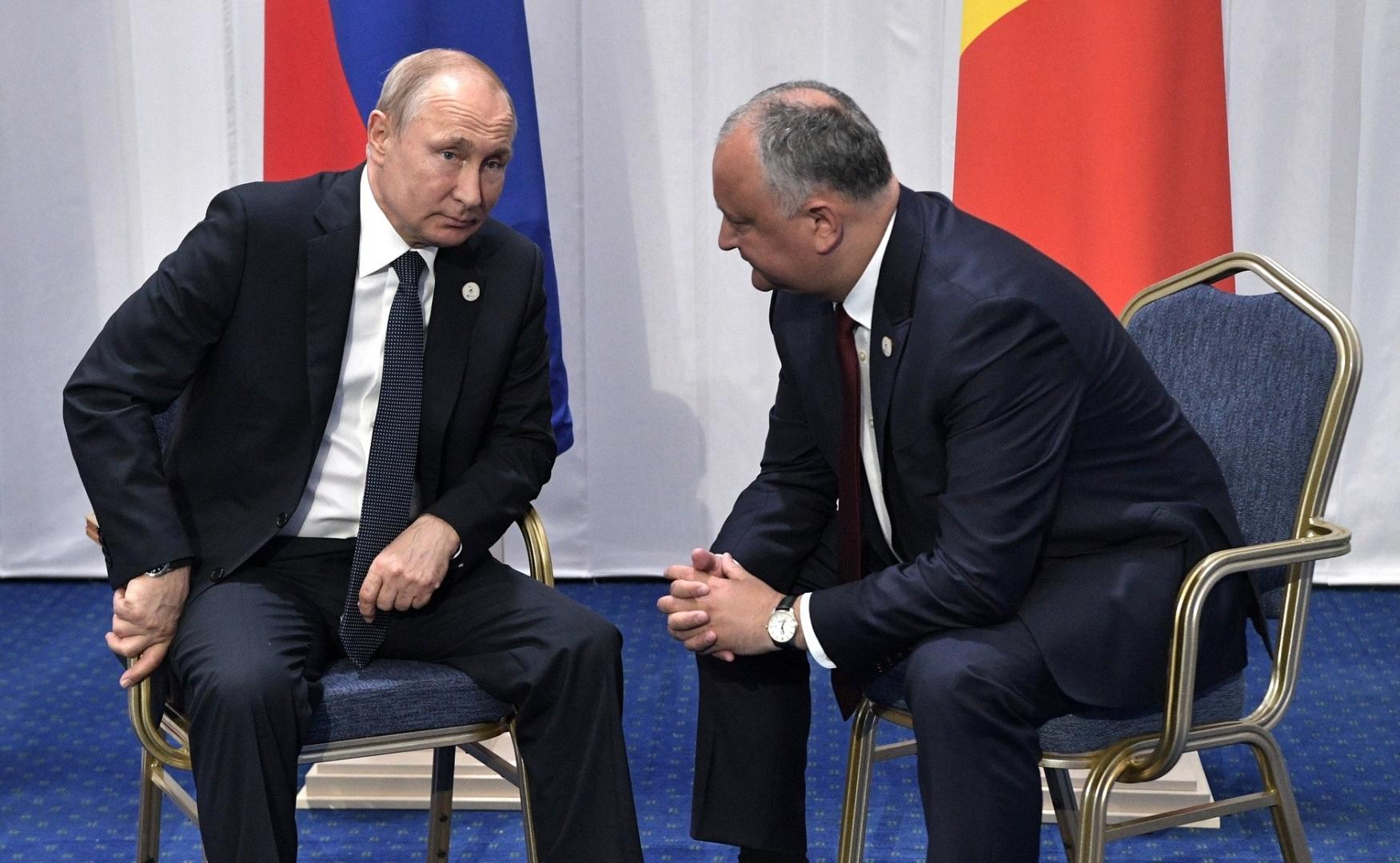 Anatol Moraru // Drujba R. Moldova cu Rusia este nocivă …